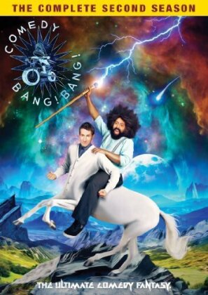 Comedy Bang! Bang! - Season 2 (4 DVDs)