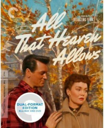 All That Heaven Allows (1955) (Criterion Collection, Blu-ray + DVD)