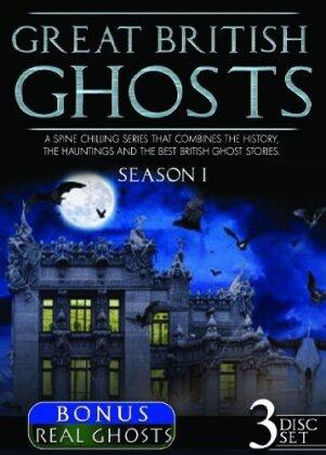 Great British Ghosts - Season 1 (2 DVDs)