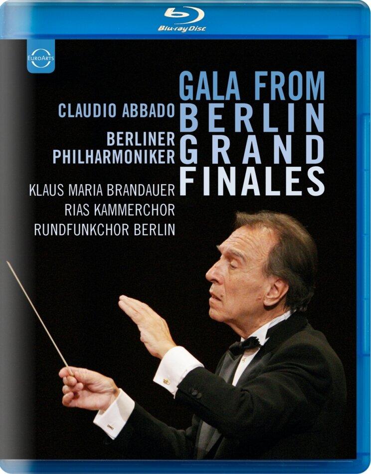 Berliner Philharmoniker, Claudio Abbado, … - Gala from Berlin - Grand Finales (Euro Arts)