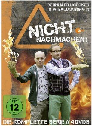 Nicht Nachmachen! - Die komplette Serie (4 DVDs)