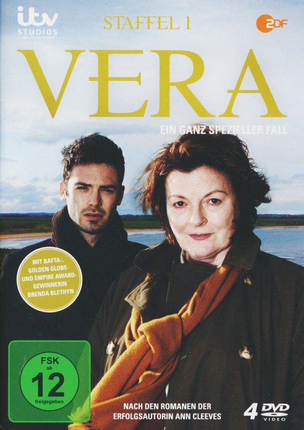 Vera - Ein ganz spezieller Fall - Staffel 1 (4 DVDs)