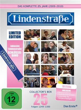 Lindenstrasse - Vol. 25 (Collector's Edition, Limited Edition, 10 DVDs)