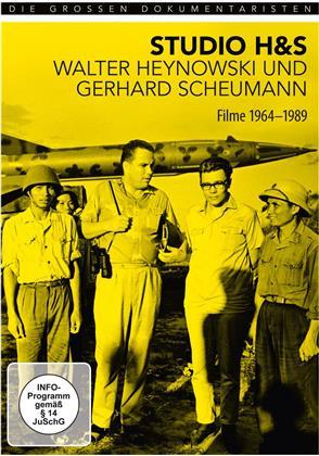 Studio H&S - Walter Heynowksi und Gerhard Scheumann (5 DVDs)