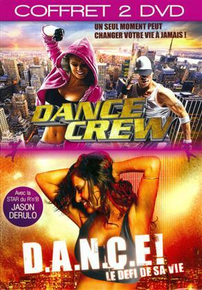 Dance Crew / D.A.N.C.E! - Le defi de sa vie (2 DVDs)