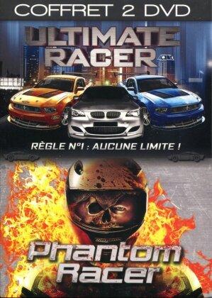 Coffret Voiture - Ultimate Racer / Phantom Racer (2 DVDs)