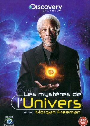 Les mystères de l'univers - Saison 2 - Avec Morgan Freeman (2011) (3 DVDs)
