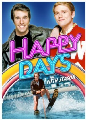 Happy Days - Season 5 (4 DVDs)