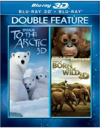 To the Arctic 3D (2012) / Born to Be Wild 3D (2011) (Imax)