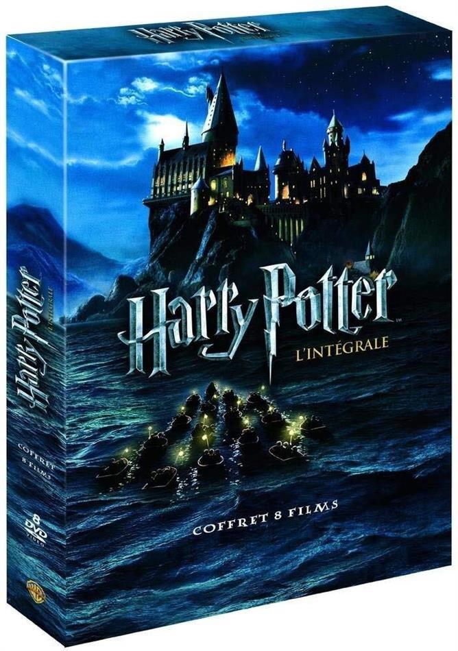 Harry Potter 1 - 7 - L'intégrale (Coffret Simple - 8 DVD)