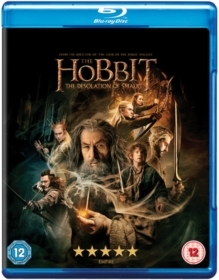 The Hobbit 2 - The Desolation of Smaug (2013) (2 Blu-rays)