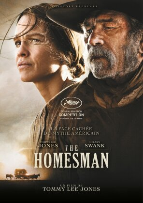 The Homesman (2014) (2 DVD)