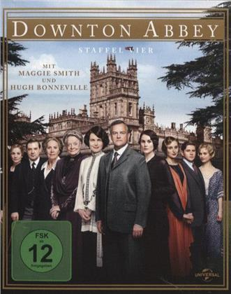 Downton Abbey - Staffel 4 (3 Blu-rays)