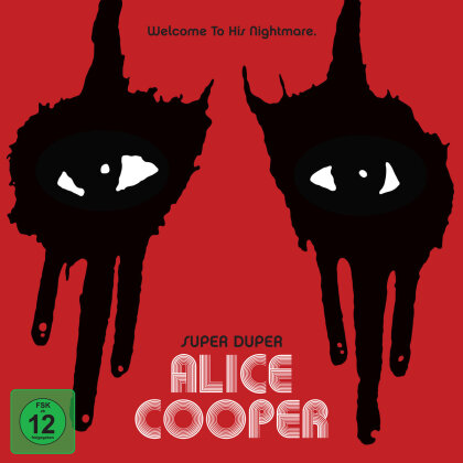 Alice Cooper - Super Duper (Deluxe Edition, Blu-ray + 2 DVDs + CD)