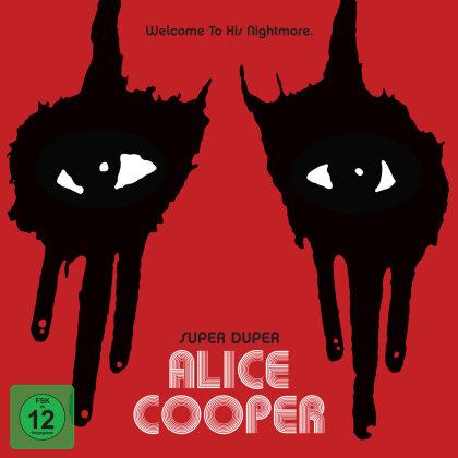 Alice Cooper - Super Duper (Deluxe Edition, Blu-ray + 2 DVD + CD)