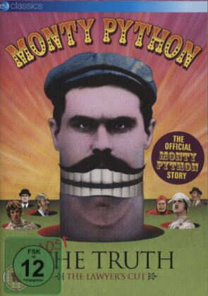 Monty Python - Almost the Truth: The Lawyer's Cut (EV Classics)