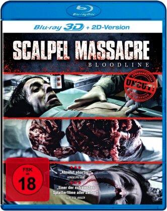 Scalpel Massacre - Bloodline (2011) (Uncut)