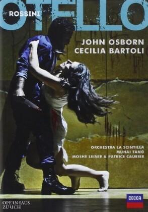 Opernhaus Zürich, Muhai Tang, … - Rossini - Otello (Decca)