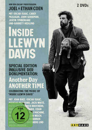 Inside Llewyn Davis - inkl. Doku: Another Day, Another Time (2013) (Edizione Speciale, 2 DVD)