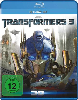 Transformers 3 - (Real 3D Single Disc) (2011)