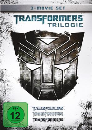 Transformers 1 - 3 - Trilogie (3 DVDs)