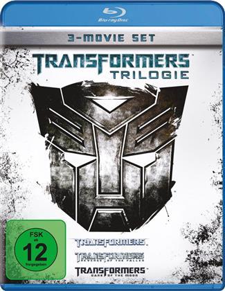Transformers 1 - 3 - Trilogie (3 Blu-rays)