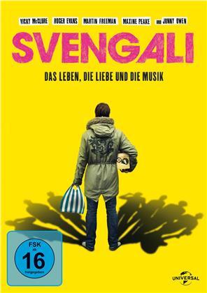Svengali - Das Leben, die Liebe und die Musik (2013)