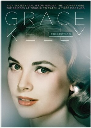 Grace Kelly Collection (Collector's Edition, 7 DVDs)