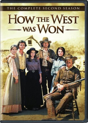 How the West Was Won - Season 2 (1978) (6 DVDs)