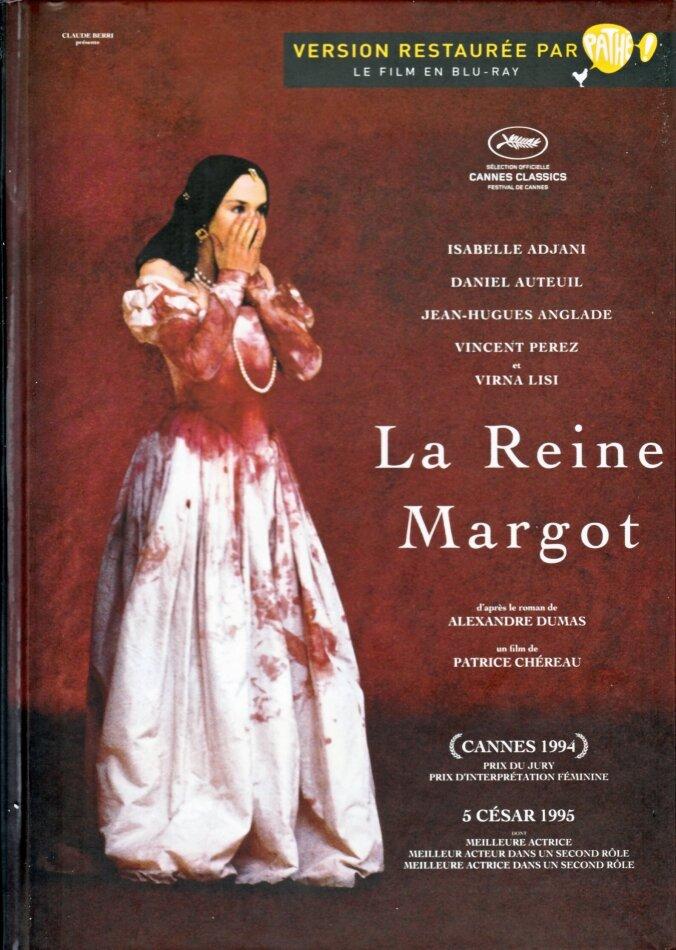 La Reine Margot (1994) (Digibook, Edizione Restaurata, Blu-ray + DVD)
