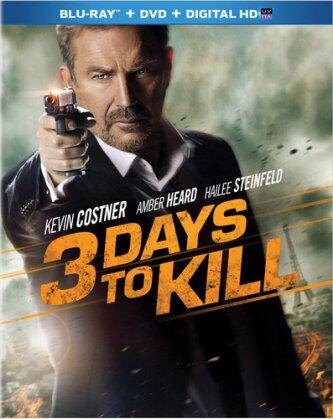 3 Days To Kill - 3 Days To Kill (2PC) (W/DVD) (2014) (Widescreen, Blu-ray + DVD)