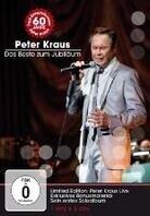 Kraus Peter - Das Beste zum Jubiläum (DVD + 2 CDs)