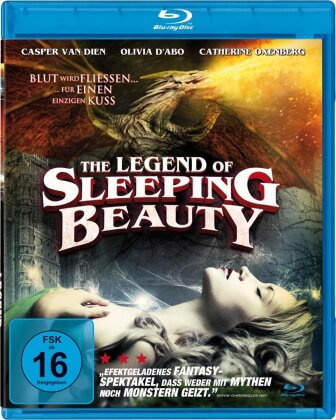 The legend of Sleeping Beauty (2014)