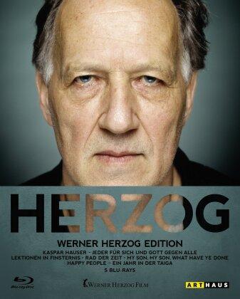 Werner Herzog Edition (5 Blu-rays)