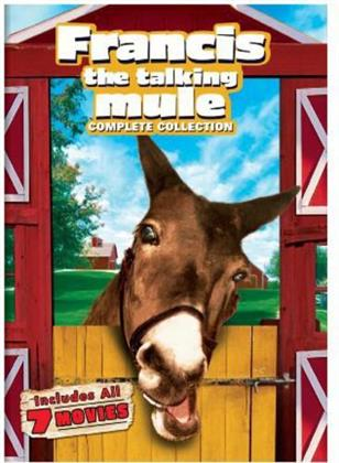 Francis the Talking Mule - The Complete Collection (3 DVDs)