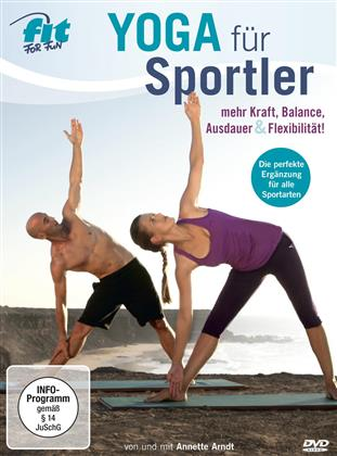 Fit for Fun - Yoga für Sportler