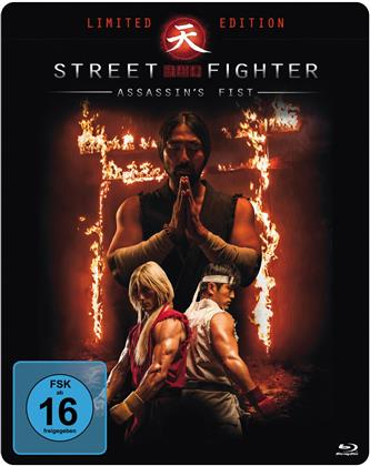 Street Fighter - Assassin's Fist (Limited Edition, Steelbook)