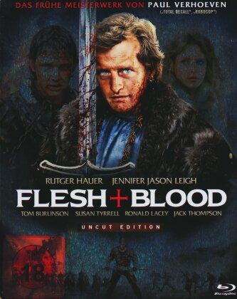 Flesh + Blood (1985) (Uncut Edition, Steelbook)