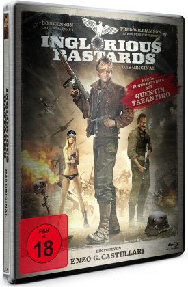 Inglorious Bastards (1978) - Das Original (1977) (Steelbook)