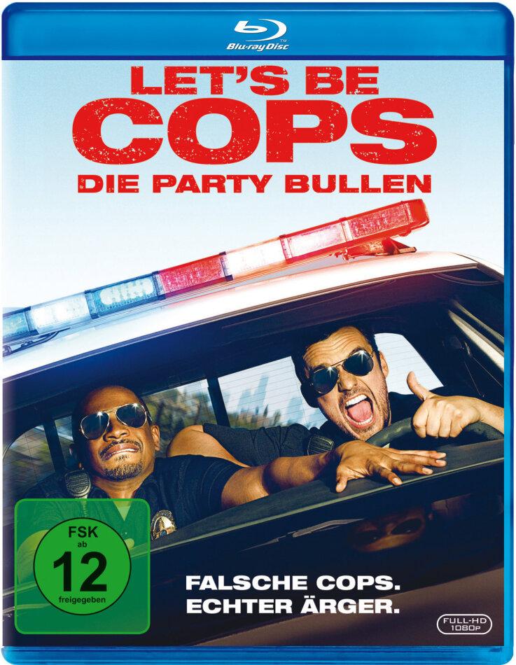 Let's Be Cops - Die Partybullen (2014)