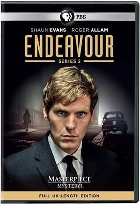 Endeavour - Series 2 (Masterpiece Mystery 2 DVDs)
