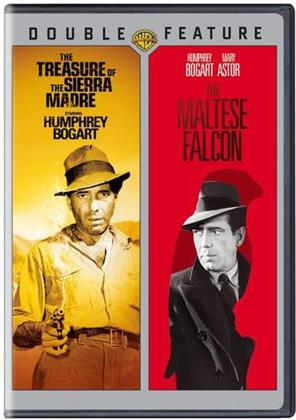 The Treasure of the Sierra Madre / The Maltese Falcon (Double Feature, 2 DVDs)