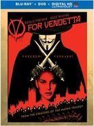 V for Vendetta (2005) (Blu-ray + DVD)