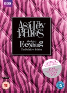 Absolutely Fabulous - Absolutely Everything - The Definitive Edition (11 DVD)