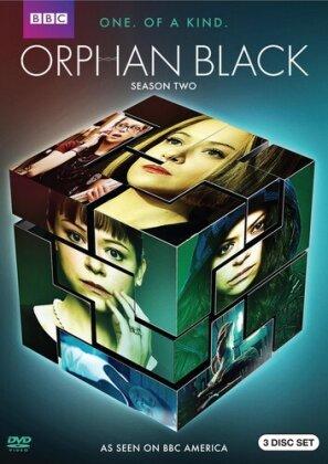 Orphan Black - Season 2 (BBC, 3 DVDs)