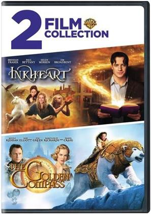 Inkheart / The Golden Compass (Double Feature, 2 DVDs)
