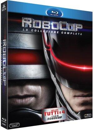 Robocop - La Collezione Completa (4 Blu-ray)