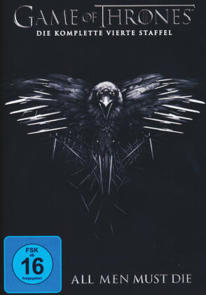 Game of Thrones - Staffel 4 (5 DVDs)