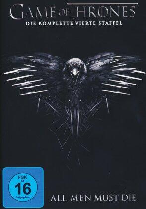 Game of Thrones - Staffel 4 (5 DVDs)