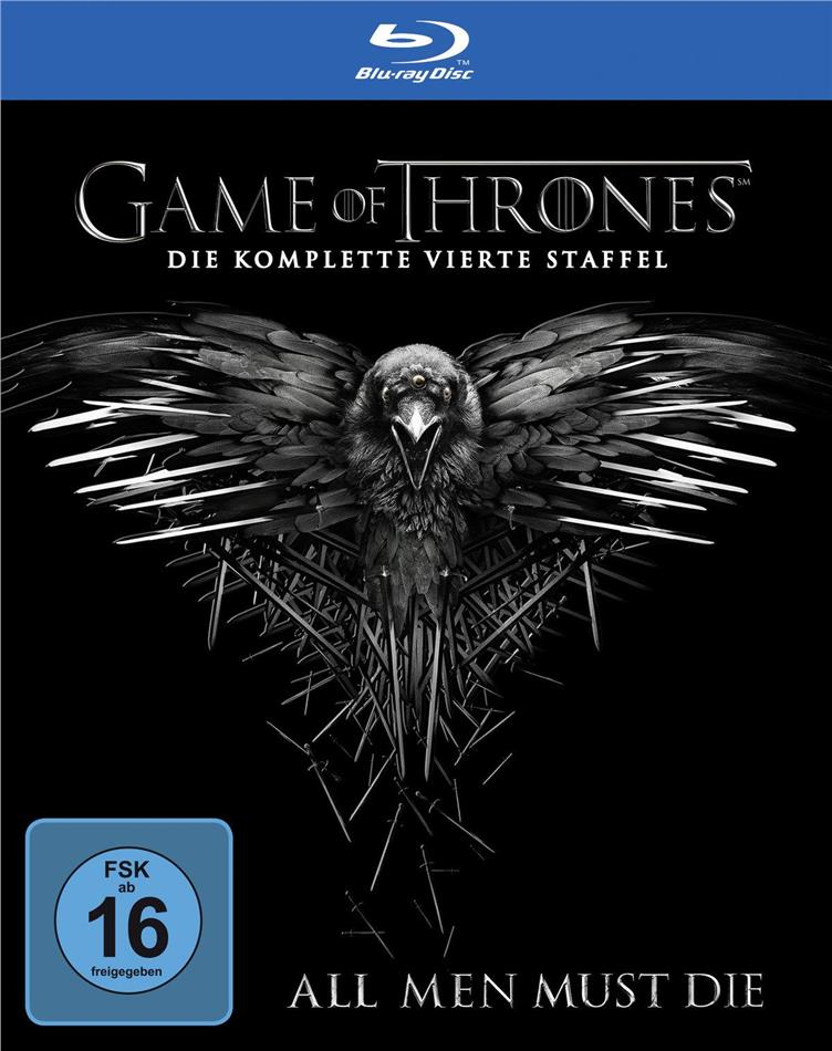Game of Thrones - Staffel 4 (4 Blu-rays)